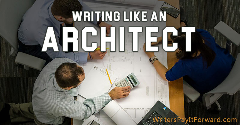 Becoming An Author Writer Like A Architect