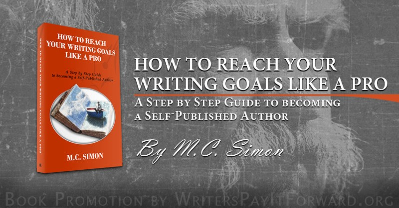 how to reach your writing goals like a pro banner