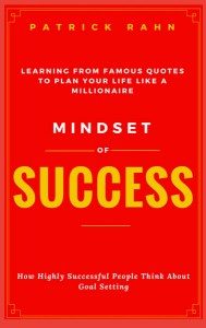 mindset of success cover