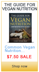 The Guide for Vegan Nutrition on sale