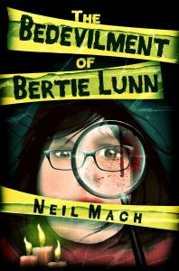 The Bedevilment of Bertie Lunn cover