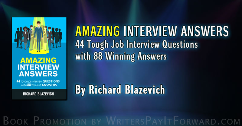 Amazing Interview Answers banner