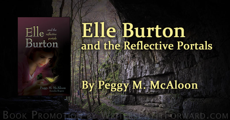 Elle Burton and the Reflective Portals banner