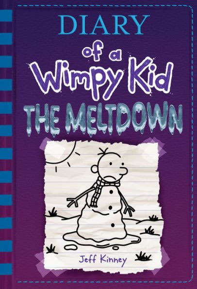 The Meltdown (Diary of a Wimpy Kid Series #13)