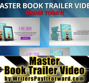CreateSpace video book trailer
