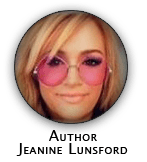 Author Jeanine Lunsford