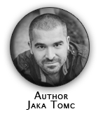 Author Jaka Tomc