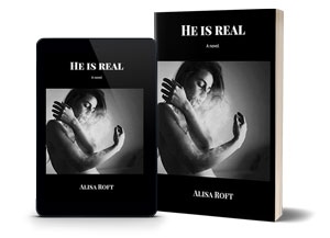 He is real: A novel - Invisible Friend