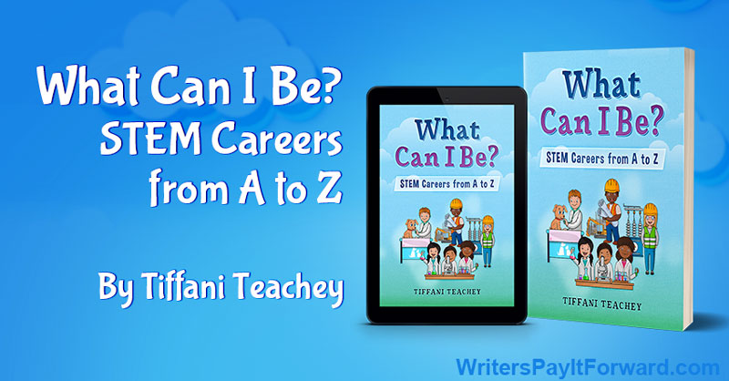 Stem Careers A-z - Picture Book About Alphabet