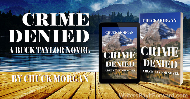 Crime Denied: A Buck Taylor Novel - A Serial Killer Stories