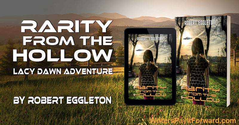 Rarity from the Hollow (Lacy Dawn Adventure, # 1) - A children's story for adults